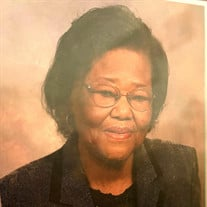 Mrs. Pearl Odessie Weaver
