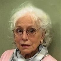 Flora Elizabeth Willis