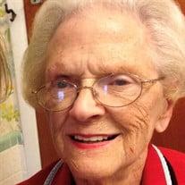 "Mrs. Judith ""Judy"" Ann Vogel"