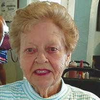 Florence Patricia Wilson