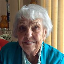 Jean Violet Proffitt