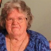"""Mrs. Edna Josephine """"Jo"""" Tindel"""