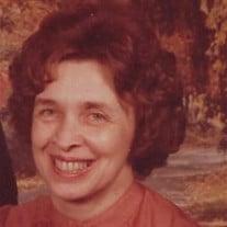 Evangaline Fern Arbogast