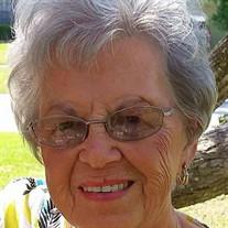 Mary Phyllis Halstead
