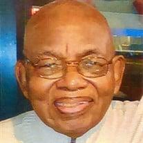 Rev. Harold Eugene Henry,  Sr.