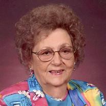 Margaret Juanita Green
