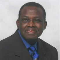 Bishop Paul Earl Kemp