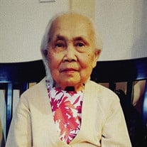 Leonora Madamba Reyes