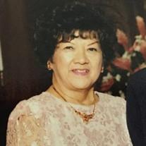 Eugenia Cheong Wong