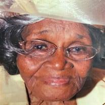 Mrs. Luella Mamie Matthews-Maye