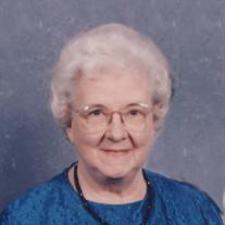 Margaret Ethel Goudie
