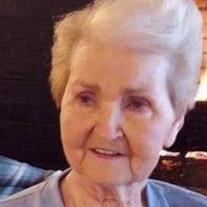 Mrs. Peggy Jean Argo