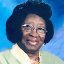 Ms. Dora Mae Laster