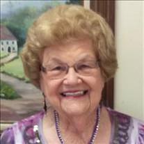 Margaret Frances Crunk