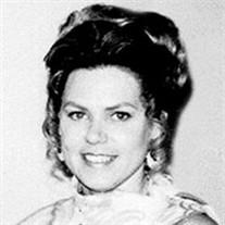 Mrs. Janet Virginia Harris