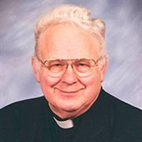 Rev. Earl Clifford Simonson