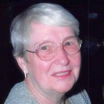 """Annette """"Anne"""" Shepherd Evans"""