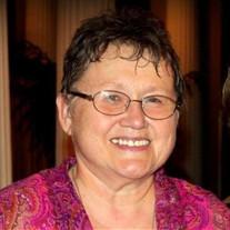 Mrs. Patricia Ann Griffith