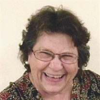 Mrs. Shirley Ann Rowland Mitchell