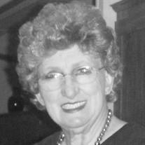 "Mrs. Patricia ""Pat"" Ann Stallings"