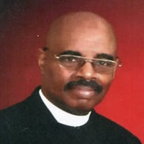 Rev. John T. Harvey Jr.