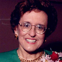 Martha Barrs Jones Robertson