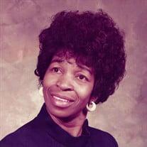Mrs. Lurenzia Wheatley