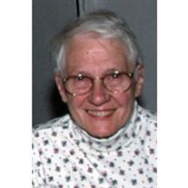 Margaret M Hartman
