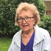 Sally  Ossman (Brzezinski)