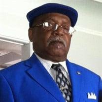 Pastor Johnnie L. Singleton