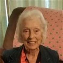 "Mrs. Patricia Ann ""Patty"" Granger"