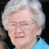 Wilma Dean Hawkins Annas