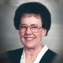 Margie Osborne Crawford