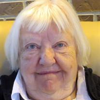 Dorothy Jean Degroff