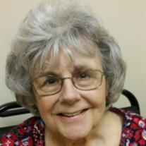Margaret Peggy Southward