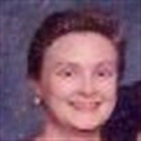 Mrs. Mary Catherine Roberts Genova