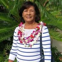 Gertrude Leinaala Hernandez