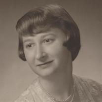 Elizabeth Lippy Walker