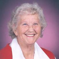 Hazel Doris Bukhalt Lewis