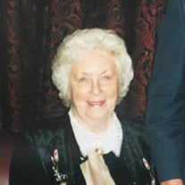 Mrs. Margaret Elliott