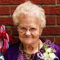 Annie Burgess Ballard, 94, of Roger Springs, TN