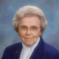 Sister Bridget Stumpf