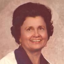 Mrs. Geraldine Shofner Langley