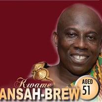 Kwame Ansah-Brew