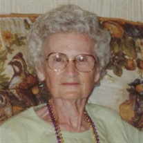 Ella Mae Boger  Capes
