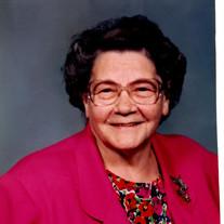 Sarah Juanita Cook
