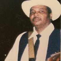 """Isaac Joseph """"Guitar Bo"""" Darensbourg Jr."""