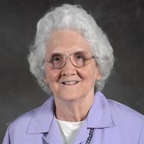 Mrs. Margaret Ann Teague Shealy