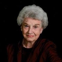 Doris Elaine Walton