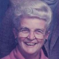 Mrs. Sarah Favinger  Harrison